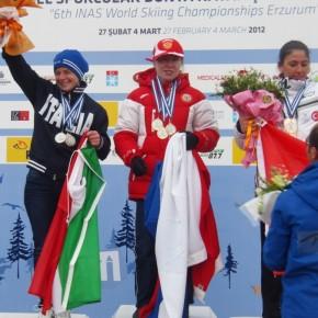 Лыжные гонки ЧМ-2012: убедительная победа Лены Щукиной