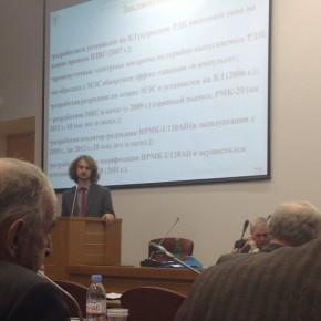 Успешная защита кандидатской диссертации Е.С.Калакутского