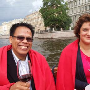 Streamer International AG в Санкт-Петербурге: встреча спустя полгода