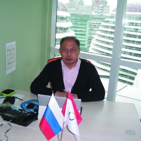 Пьер Хе: «в Китае нас ждет 12 миллионов километров воздушных линий, которым нужна молниезащита»
